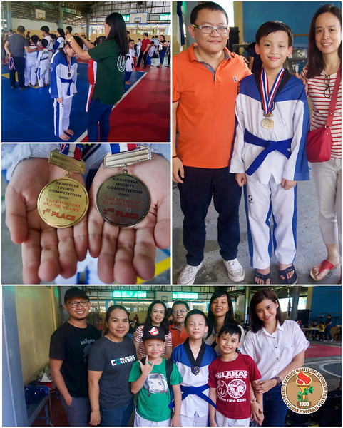 SFAMSC Taekwondo Champ 2019