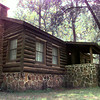 One of the many stone cabins at Caddo State Park in Uncertain, TX. Kevin Green