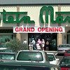 A break an noon resulted in a good crowd at the new Stein Mart store in the Northwest Village Shopping Center in Longview. The store officially opened its doors at 10 a.m. Thursday.Kevin Green
