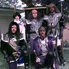 Longview Klingons, top left Debra Bradshaw, Sterling Ranne, and Roger Buck.Bottom left Dan Bradshaw and Dean Bradshaw. Obie LeBlanc