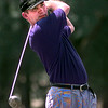 Date:   5/16/98---Ken Sampson tees off during a hole for the Alpine Invitational Saturday afternoon at Alpine Golf Club in Longview. Kevin green