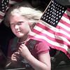 4TH PARADE-FLAG GIRL