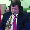 7/12/99-Saxaphone player Mike McGowan<br /> Jessica Williamson