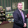 11-18-99---Rick Roberts director of children services at the new Child and Adolescent Services center, poses for a photo in one of the therapy rooms at the center Thursday afternoon in Longview. Kevin Green