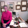 8-30-00---Dr. Mary Schottstaedt in her office at Longview Cancer Center in Longview. Kevin GReen
