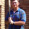 7-28-00---Scott Stagner at White Oak High Shcool in White Oak. Kevin GReen