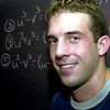 Sabine High School student Andrew Tompkins sits in a classroom Wednesday November 29, 2000. Les Hassell