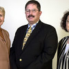 OPERA OFFICERS PAT FLORENCE, TREY SMITH AND CAROL HEGAR WEDNESDAY OCTOBER 31, 2001. LES HASSELL