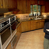 Amy Littlejohn in her kitchen at her home January 31, 2002 in Longview. Kevin green