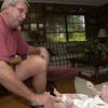 Heart transplant.Weneaday July 31,2002.Ricardo B.Brazziell