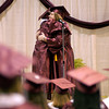 "Stephanie Loden and Katie Gore share a hug after their performance of ""Amazing Grace"" during Whte Oak High School graduation ceremonies Friday May 31, 2002 at the Maude Cobb Convention and Activity Center. Les Hassell"