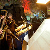 The Sounds of Swing jazz things up at the Junior League of Longview's 49th Annual Charity Ball Saturday, February 28, 2004 at the Maude Cobb Convention and Activity Center. (Les Hassell/News-Journal Photo)