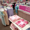 Targwt has everything from satin pajamas to louge wear fro Mother's Day, Thursday, April 28, 2005 in Longview.  (Kevin Green/News-Journal Photo)