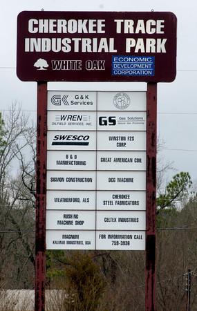 White Oak Industrial Park. Kevin Green