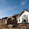 The Tealwood subdivision, still under construction, features moderately priced homes in the Hallsville Independent School District.  (Luisa Morenilla/Longview News-Journal)