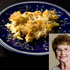 "Helen Wooldridge's chicken noodle casserole won the top prize.  ""Great flavor. Tastes like my grandmother's Sunday dinner,"" said judge C. Murray. (Luisa Morenilla/Longview News-Journal)"