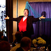 "David Ward of New York sings ""Wazir's Song"" by Kismet Saturday evening May 19, 2007, during the Opera East Texas 5th annual Kaleidoscope Gala held at the Pinecrest Country Club in Longview. (Michael Cavazos/News-Journal Photo)"
