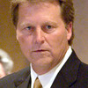 Paul Sadler Friday, January 16, 2004 at the Longview Partnership Candidate Forum. (Les Hassell/News-Journal Photo)