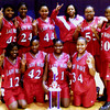 Jan. 19, 2008 Lady Mavs District 12-4A Champs
