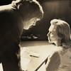 """David Keys, left, and Diana Grogan in a scene from """"The Lion in Winter"""" March 1977. (News-Journal File Photo)"""