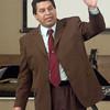 Rev. Juan Castro speaks at Vida Abudante Baptist Church Sunday, Feb. 28, 2010. (Justin Baker/News-Journal Photo)
