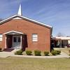 Galilee Baptist Church in Hallsville, Sunday, Feb. 28, 2010. (Justin Baker/News-Journal Photo)
