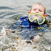 Aiden Warner, 5, of Sulphur Springs spends his day swimming at Daingerfield State Park on Thursday June 30, 2011. (Michael Cavazos/News-Journal Photo)