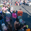 Area youth participate in the trick-or-treat  Monday, Nov. 1, 2011, in downtown Kilgore. (Kevin Green/News-Journal Photo)