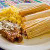 Tamales at El Laguerno, on Friday November 30, 2012. (Michael Cavazos/News-Journal Photo)