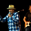 Sawyer Brown performs during Saturday's September 29, 2012 East Texas Angel Network performance at the Belcher Center. (Les Hassell/News-Journal Photo)