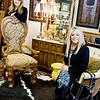 Kim Cline and Trina Griffith of Savvy Sisters on Thursday January 31, 2013. (Michael Cavazos/News-Journal Photo)