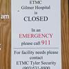 ETMC Gilmer