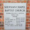 Sherman Chapel Baptist Church