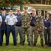 Civil Air Patrol Members, Saterday November 5, 2016, at Teague Park Longview. (Tiffany Johnson/New-Journal Photo.)