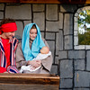 Forest Home Baptist Church Nativity