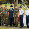 Civil Air Patrol at the Betrans Tribute Velebration, Saterday November 5,2016, at Teague Park Longview. (Tiffany Johnson/News-Journal Photo.)