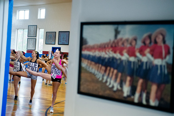 Rangerette Tryouts