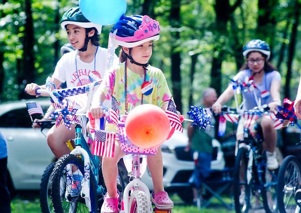 July 4th Bicycle Parade