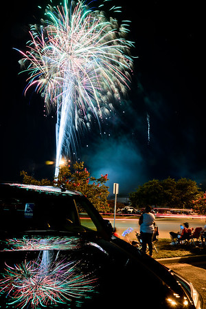 FIREWORKS AND FREEDOM
