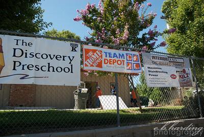 09-08-04 Discovery PreSchool Makeover