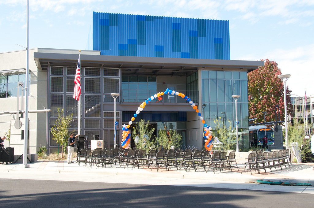 West Sacramento Community Center Opening Ceremony
