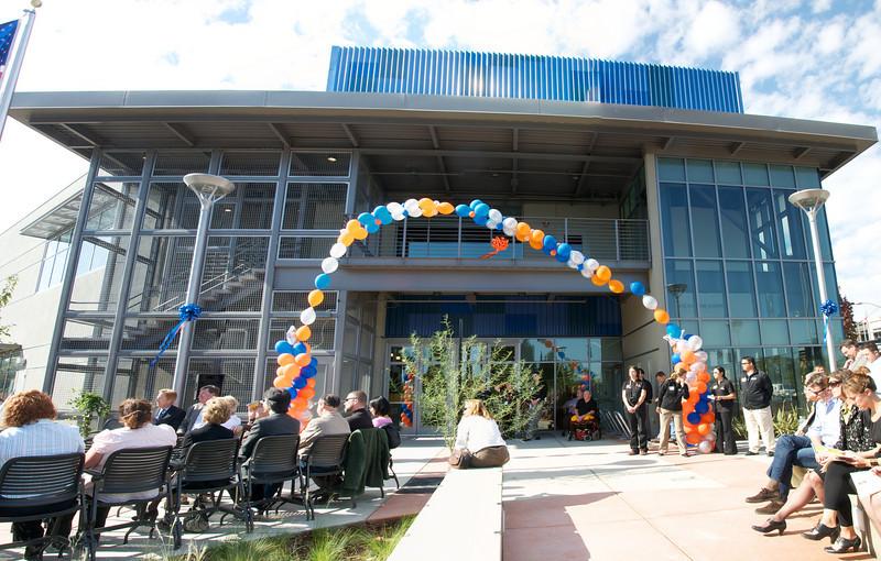 West Sacramento Community Center Opening Ceremony  West Sacramento Community Center Opening Ceremony
