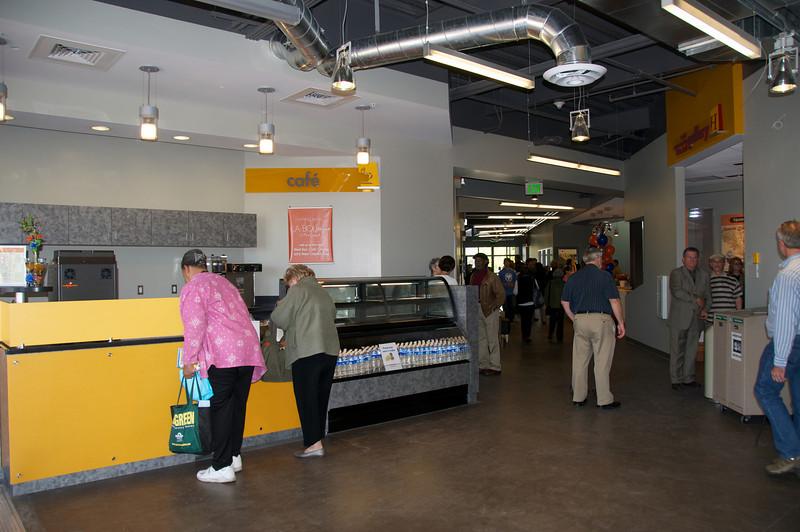 West Sacramento Community Center Opening Ceremony