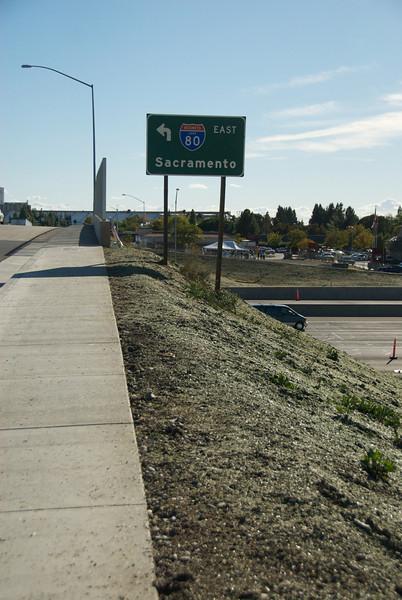 Highway 50 Interchance Ribin Cutting