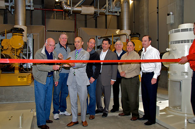 11-11-18 New  Pump Station Ribbon Cutting