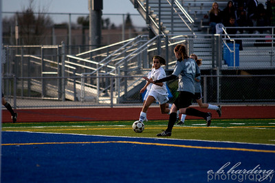 10-02-22 RCHS JV Girls Soccer vs Bear River