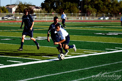 10-09-15 RCHS Boys Soccer vs. Union Mine