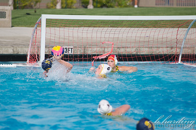 10-09-17 RCHS Girls Water Polo vs Rio Linda
