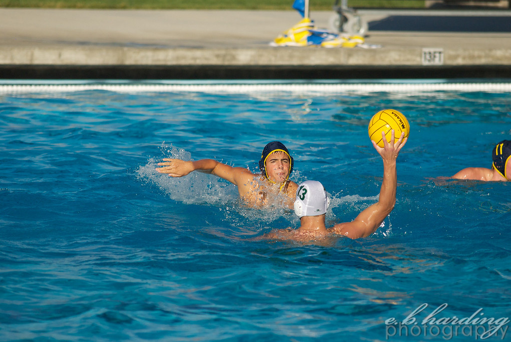 RCHS Varsity Boys Water Polo, vs Dixon Rams 09/22/10