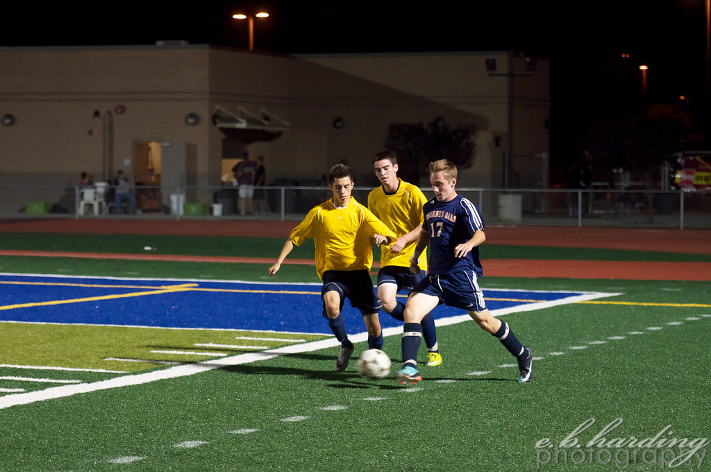 River City High School,  Boys, Soccer,  vs Cosumnes Oaks